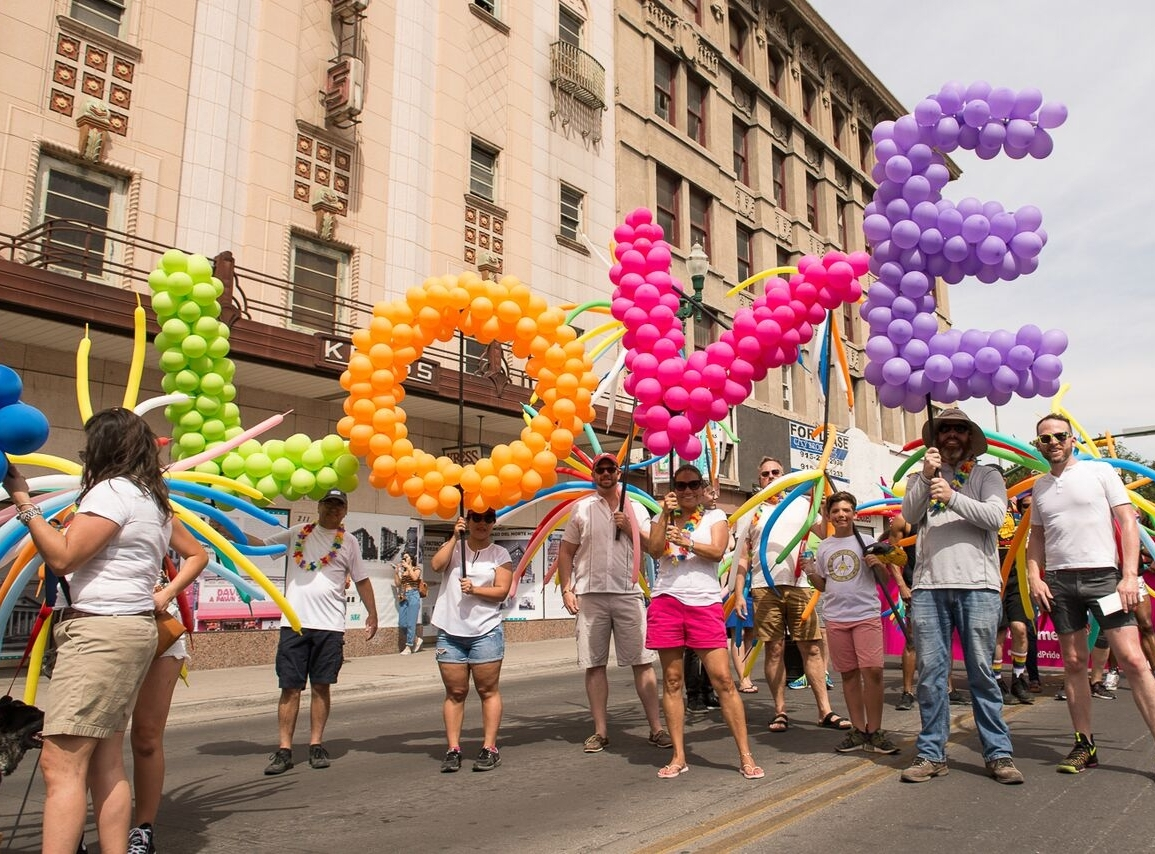 PRIDE PARDE  (Photo Credit: Tommie Morelos)