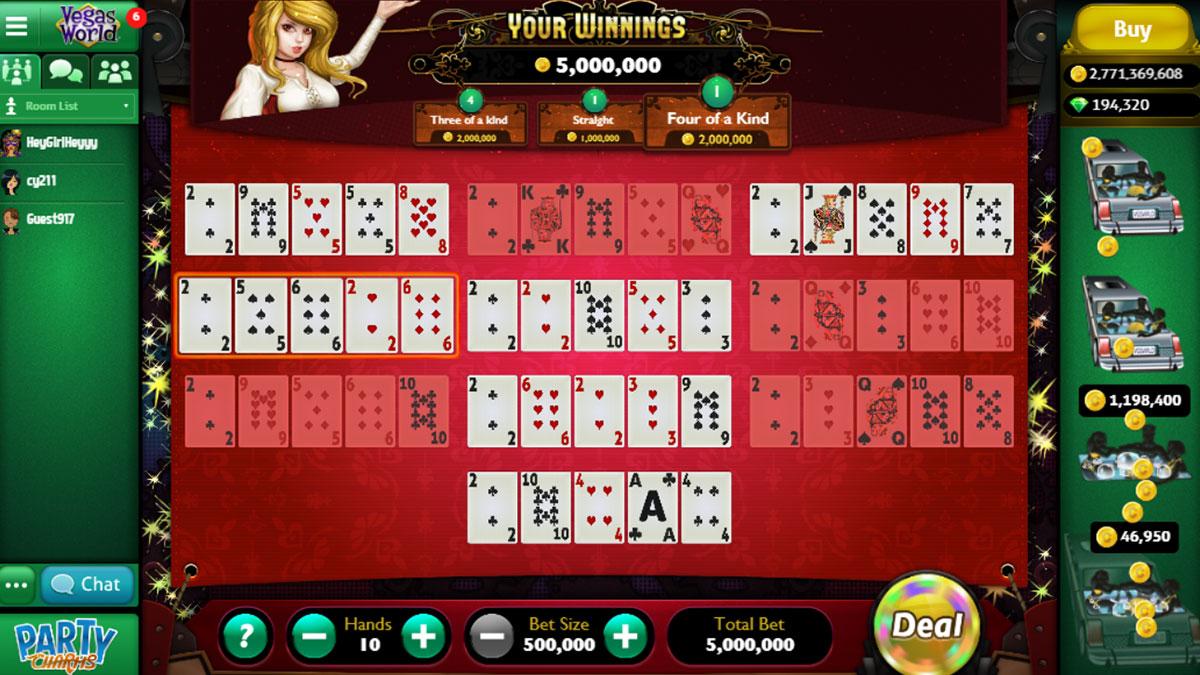 Sparkplug Poker