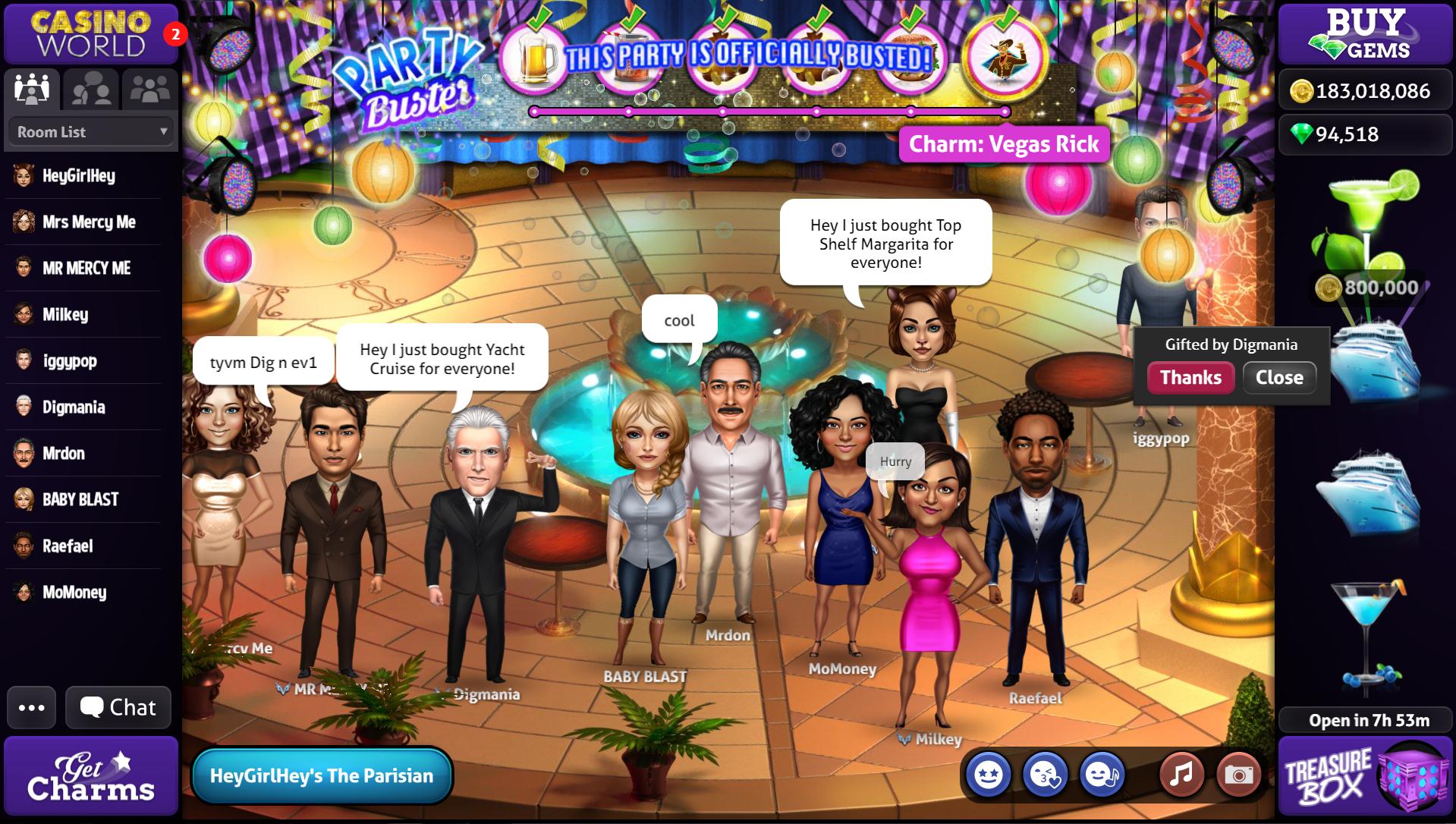 Bovada casino app
