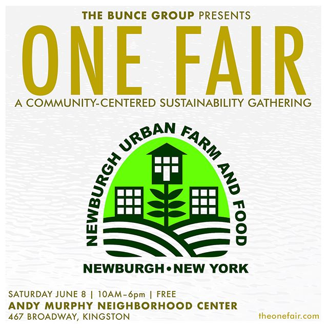 """Exhibitor Spotlight on The Newburgh Urban Farm and Food Initiative (NUFFI) @newburghurbanfarmandfood • NUFFI is an active network of local residents and community organizations, which fosters community and residential gardens, the production and distribution of food for the City of Newburgh, and educates Newburgh residents about the connections of food and community. The Downing Park Urban Farm (DPUF) serves as a """"hub"""" for community garden activities that create opportunities for residents to work with each other; providing community-based resources to improve the capacity of residents to access properties; and successfully install and maintain gardens in their neighborhoods."""