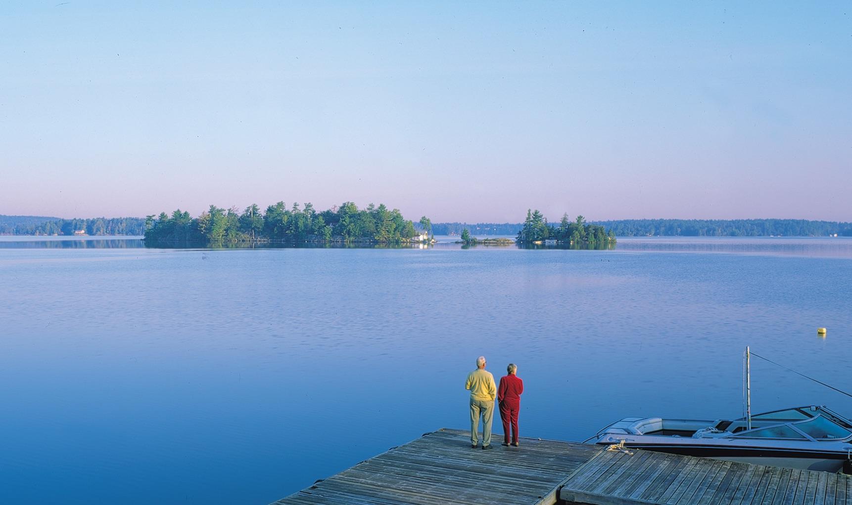 Own Property on Beautiful Stoney Lake