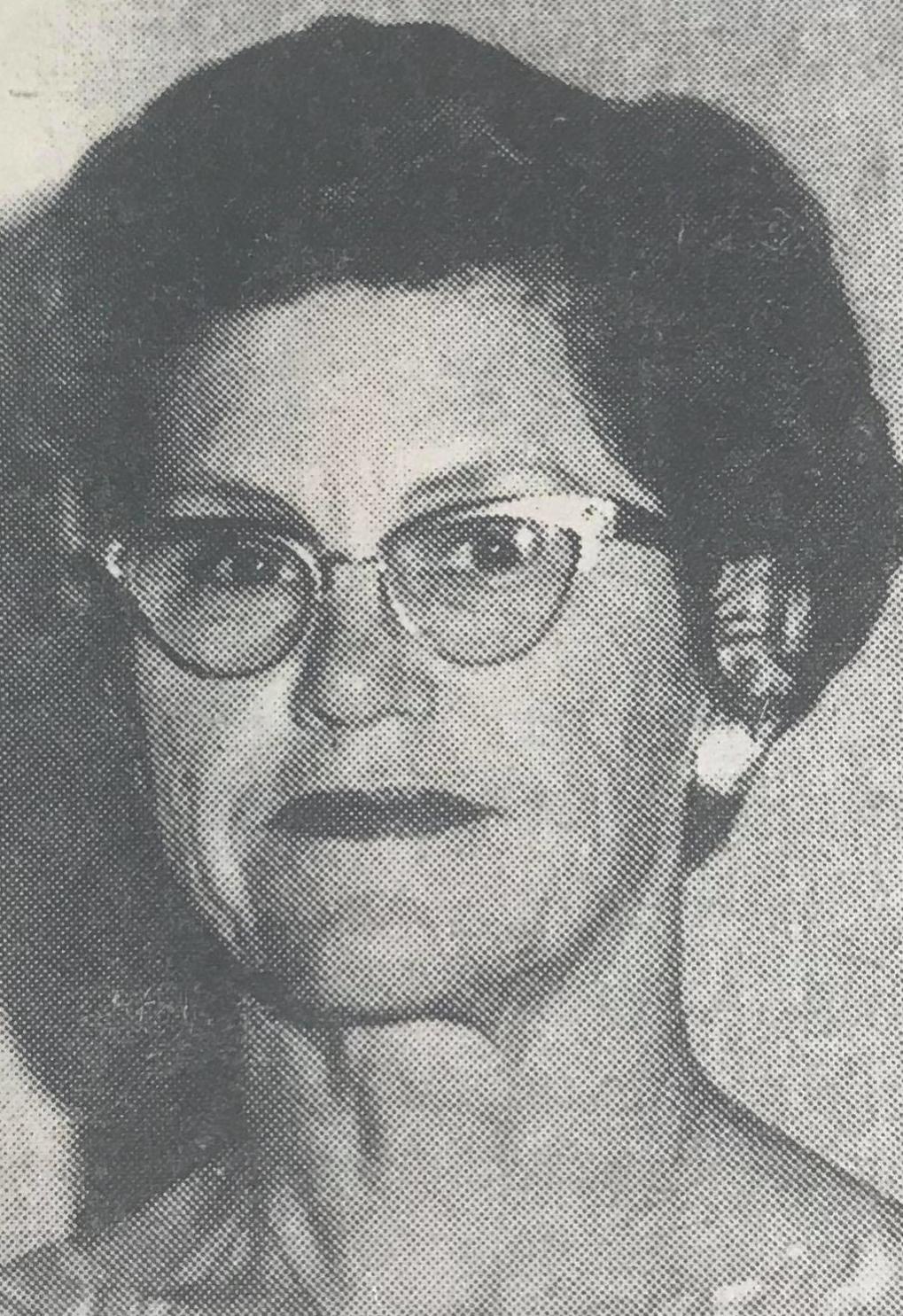 MRS. FRANK HIEBERT  President—Antioch Women's Golf Club