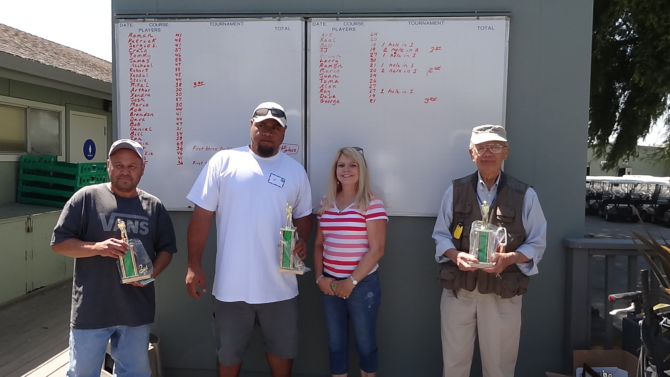 Putting Contest Winners.JPG