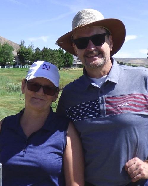 Tom and Jacqueline Kutz