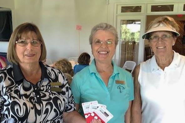 3rd Place - Hollyne Mosegaard, Mary Sanchez, Nancy Butler & a Blind Draw (Kathy Finger)