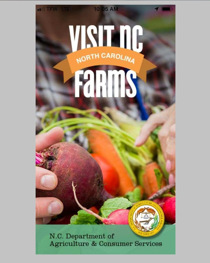 Find more farm experiences with this app