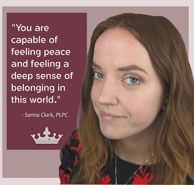 """#TheratiqueCounselor👑 Sanna Clark, PLPC specializes in holistic techniques, including customized guided meditations and journeys, art therapy 🎨, creative writing therapy 🖋️, dream work 😴, and incorporating mindfulness and ritual into a mental health lifestyle. Her practice philosophy is based on optimism and a deep belief that all want to and can heal. Sanna is hosting """"A Spell For Self-Care: Full Moon Workshop"""" on Sat, Aug 17 at Theratique. Click the link in our bio to register.⠀ .⠀ .⠀ .⠀ #therapy #counseling #mentalhealth #meditation #mindfulness #arttherapy #holisticwellness #theratique #theratiquecounselor #midcitynola #midcityneworleans #4440canalstreet #neworleans #NOLA"""