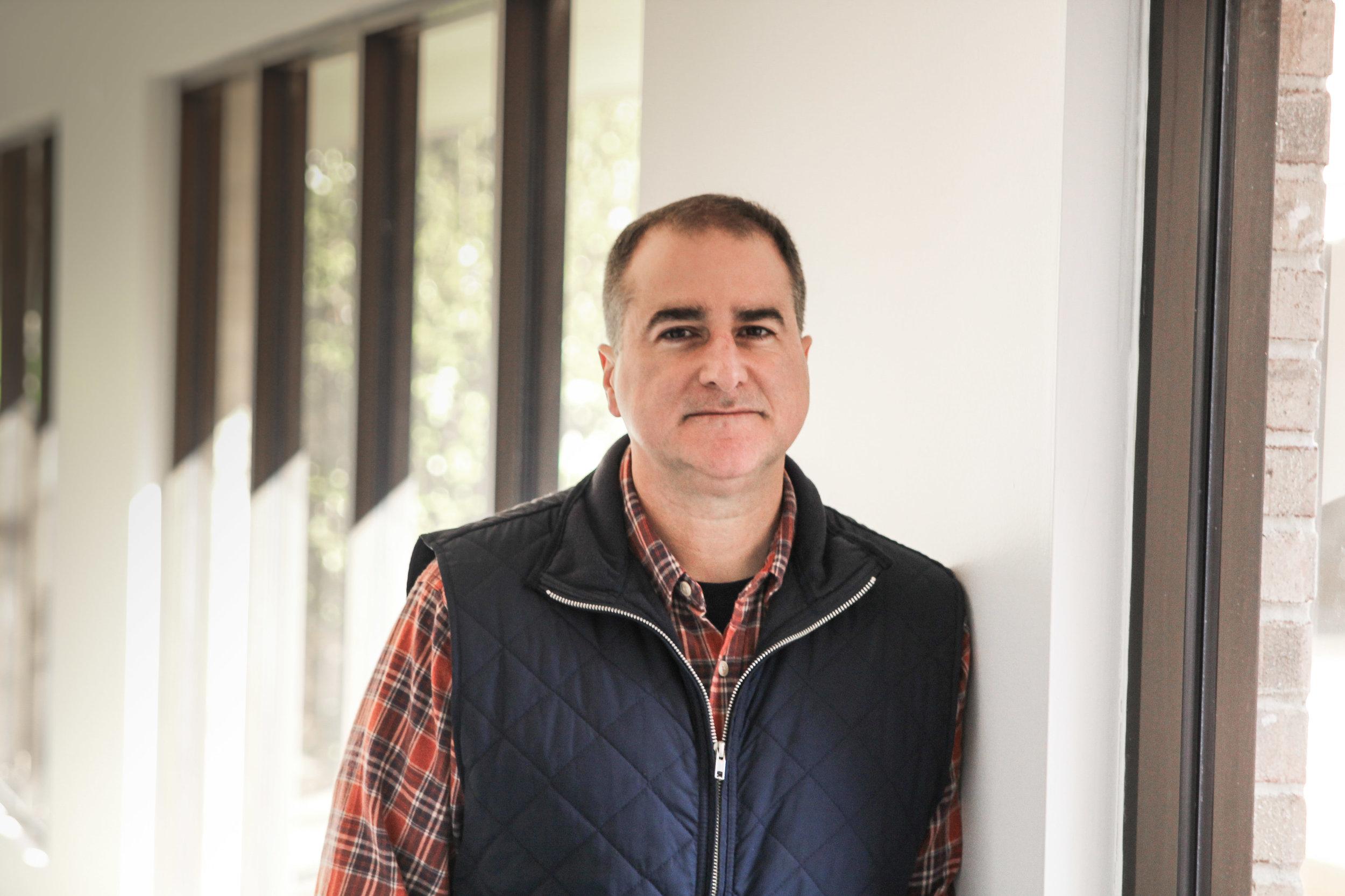 Todd garner, pastor