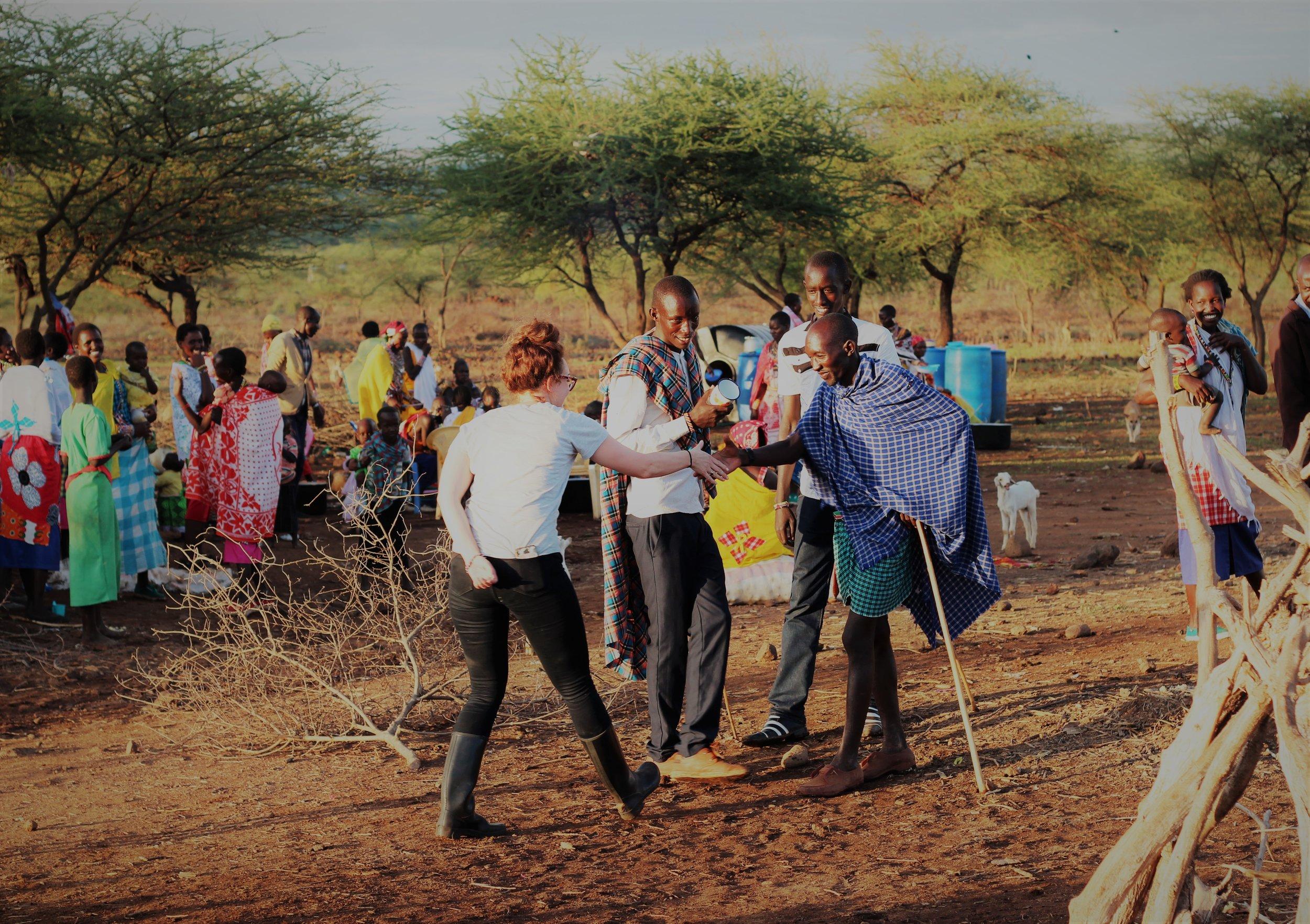Volunteer Meeting Community Elders.JPG