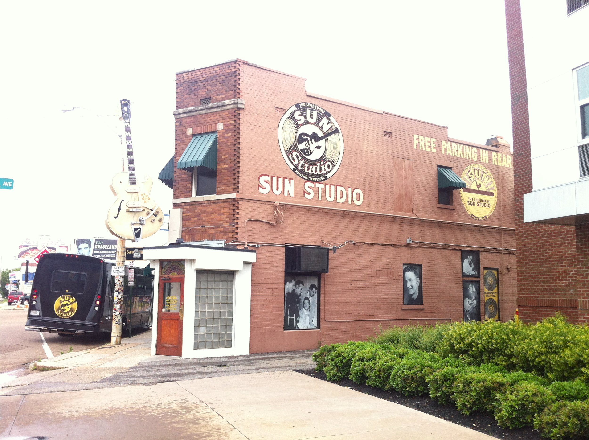 SunStudio: The birthplace of Rock & Roll
