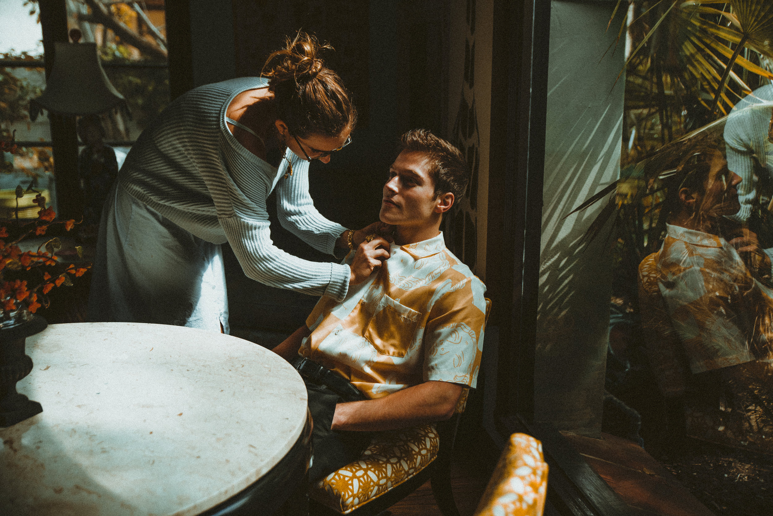 TALENT: Froy STYLIST: Gabriela Tena