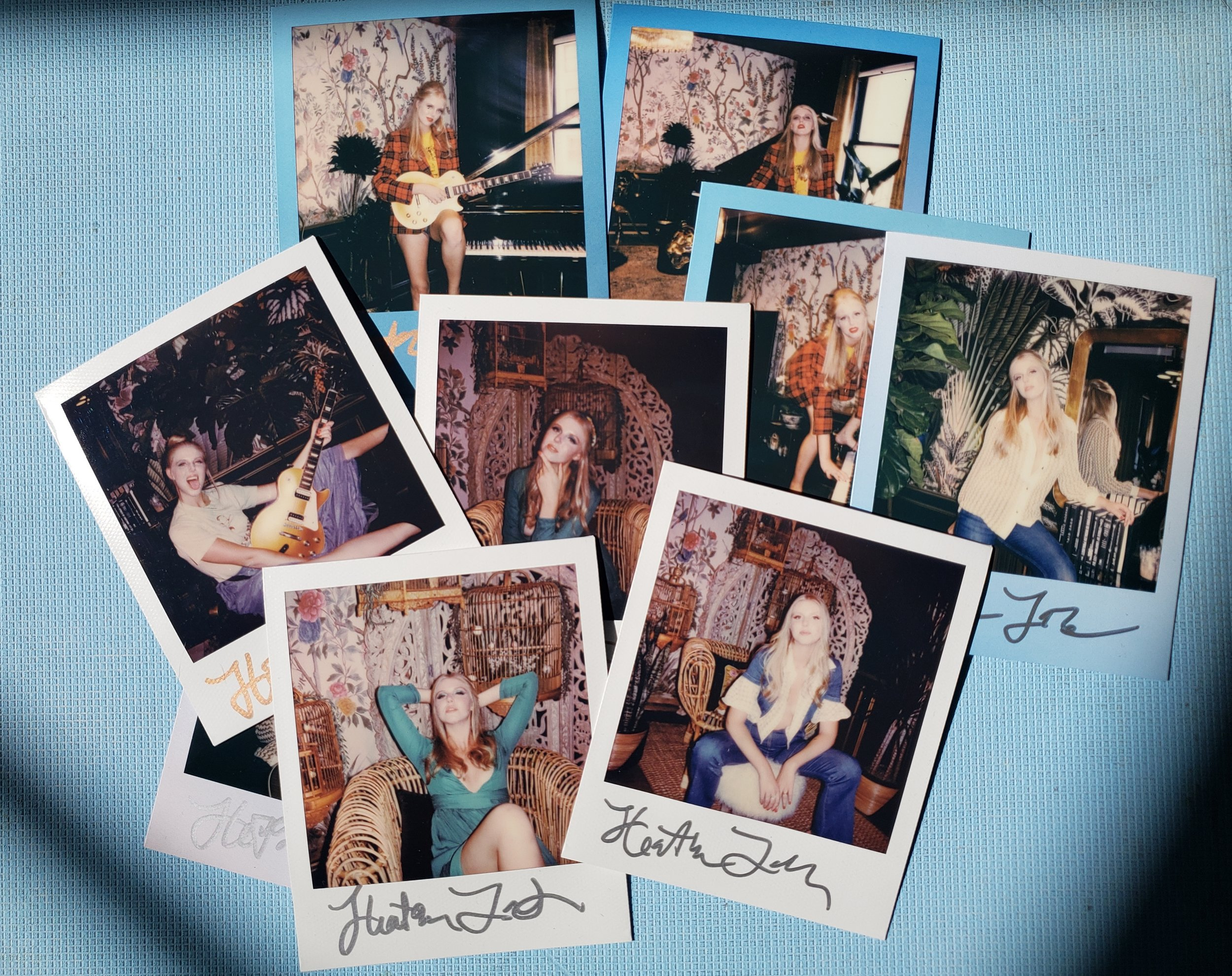 #polaroidoriginals with Heather LaRose