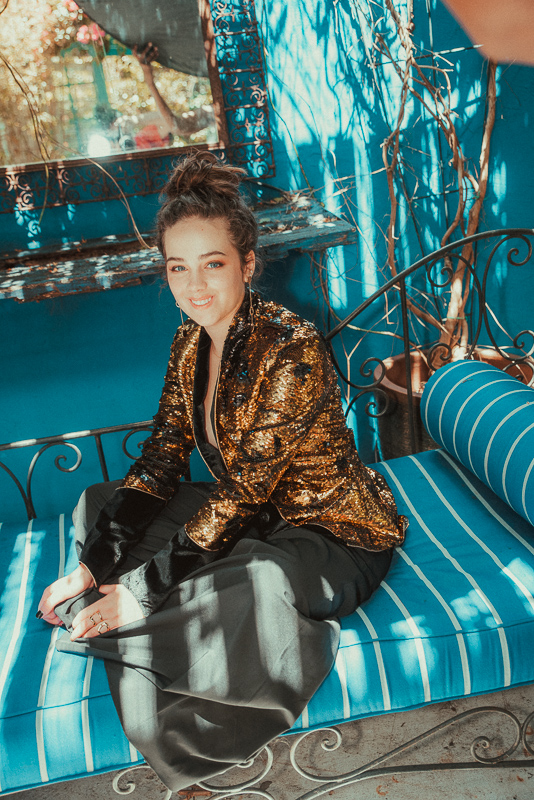 Talent:  Mary Mouser