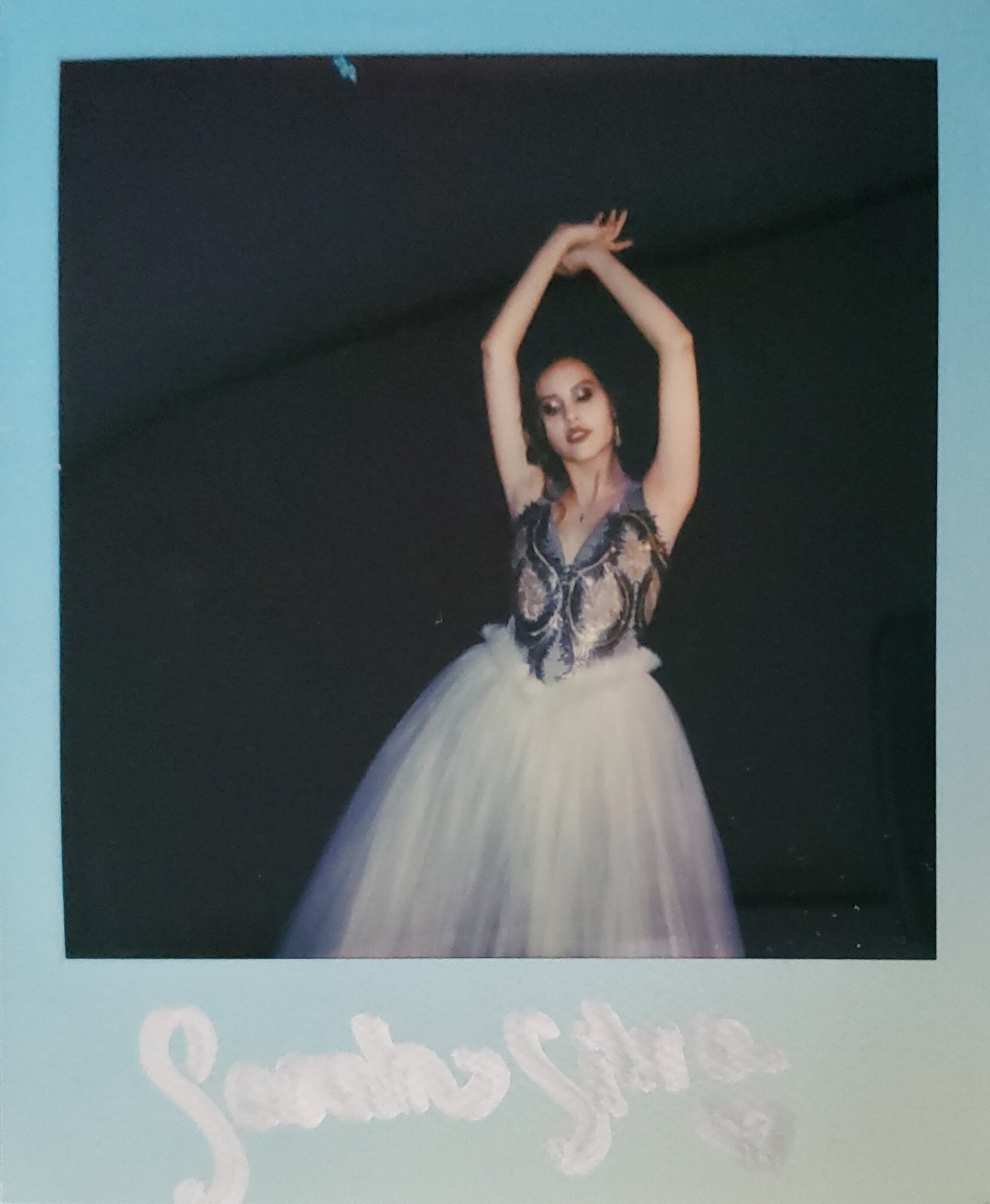 #PolaroidOriginals taken by Heather Koepp  Talent:  Sarah Silva