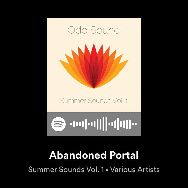 A journey in sound by Odo Sound Artist Trinity Cross #odosummer
