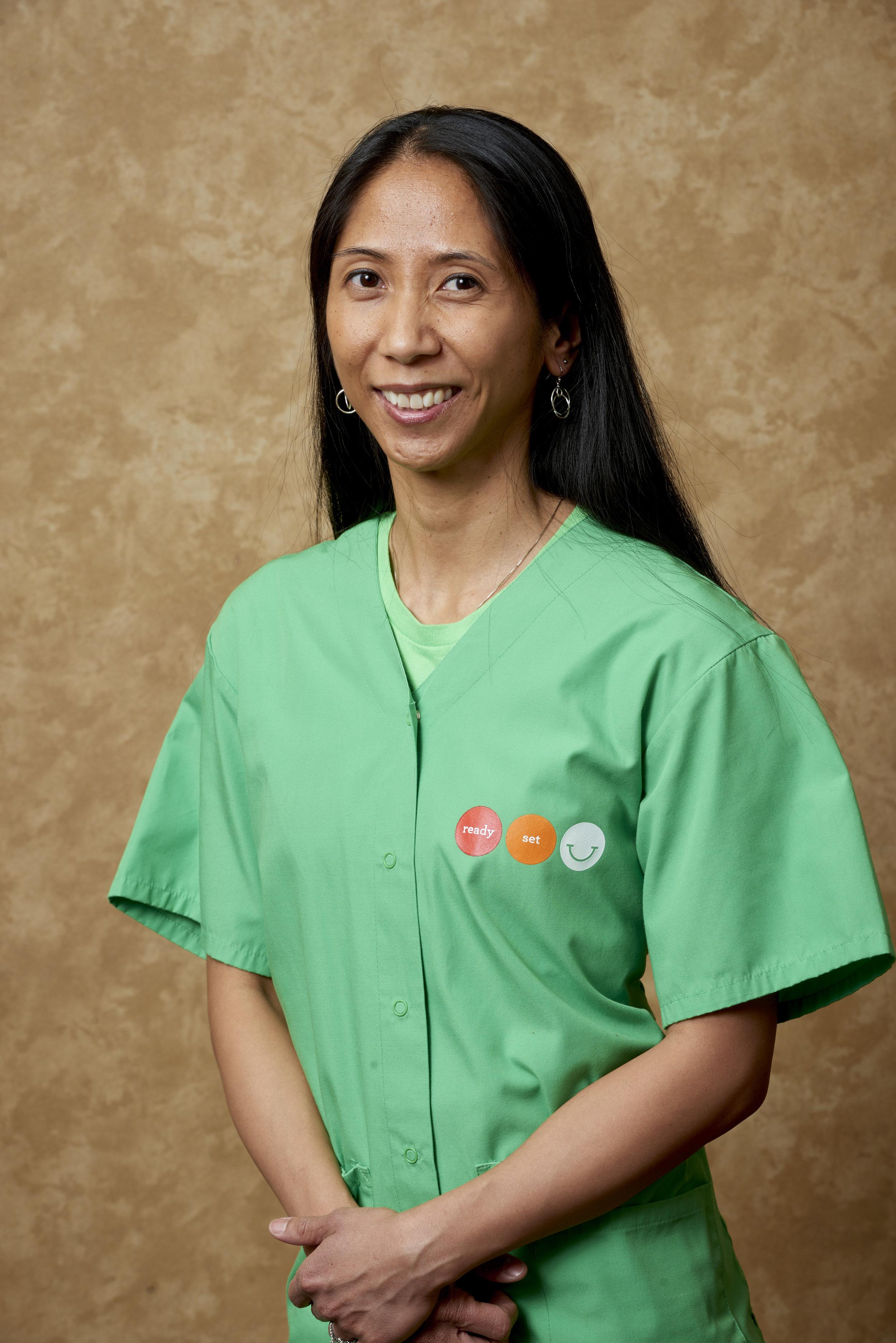 Advanced Dental Therapist, Verny M.