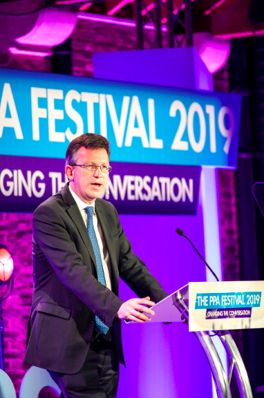 Jeremy Wright MP. Photo: ppafestival.co.uk