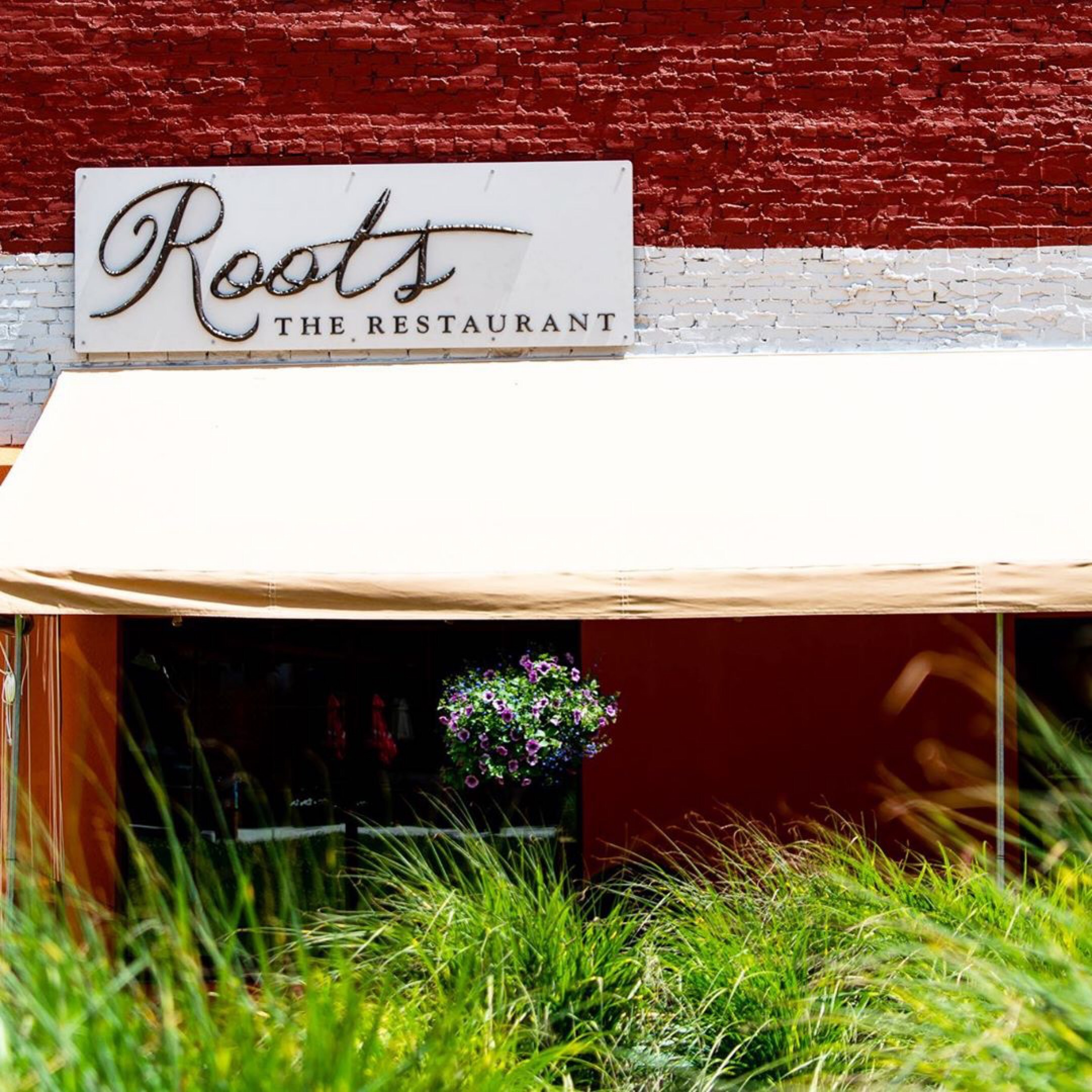 A view of the patio at Roots, now located in the Center Street Marketplace Park off of Washington Street in Downtown Rutland. Photo credit: Martin Schreiner / Rutland Foodie