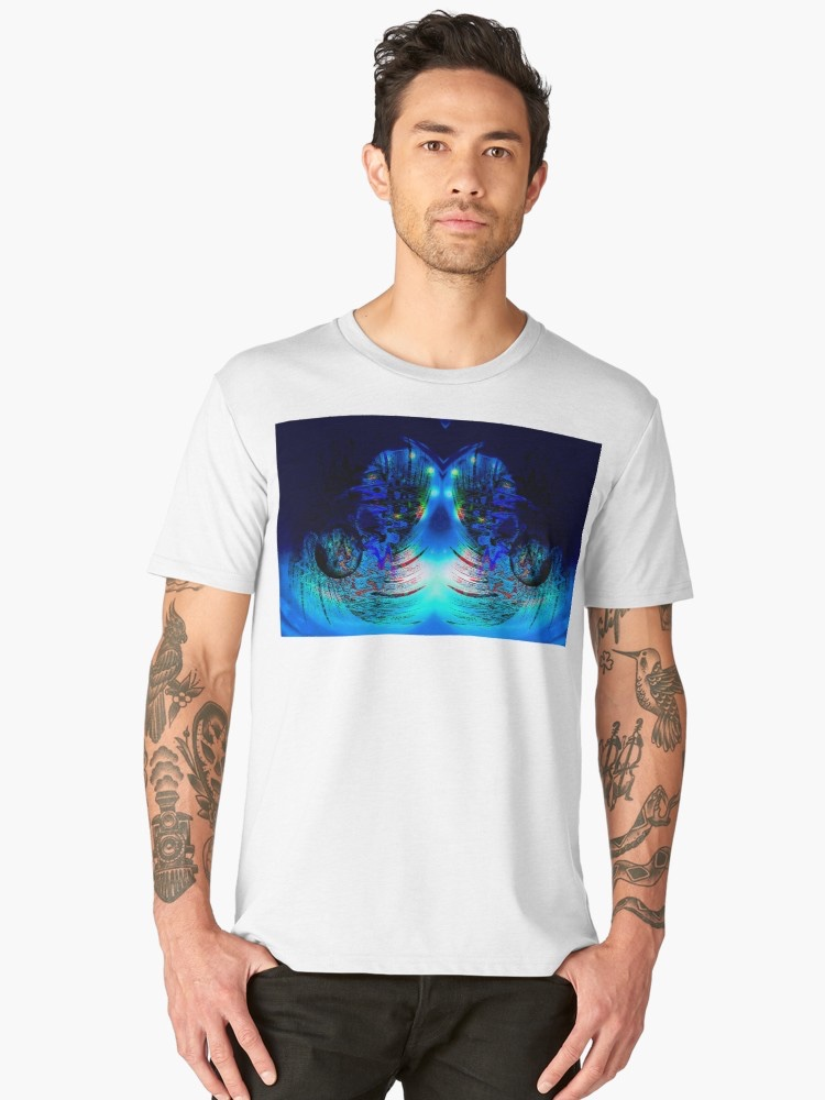 - Men's Premium T-Shirt-4 Colors To Choose From