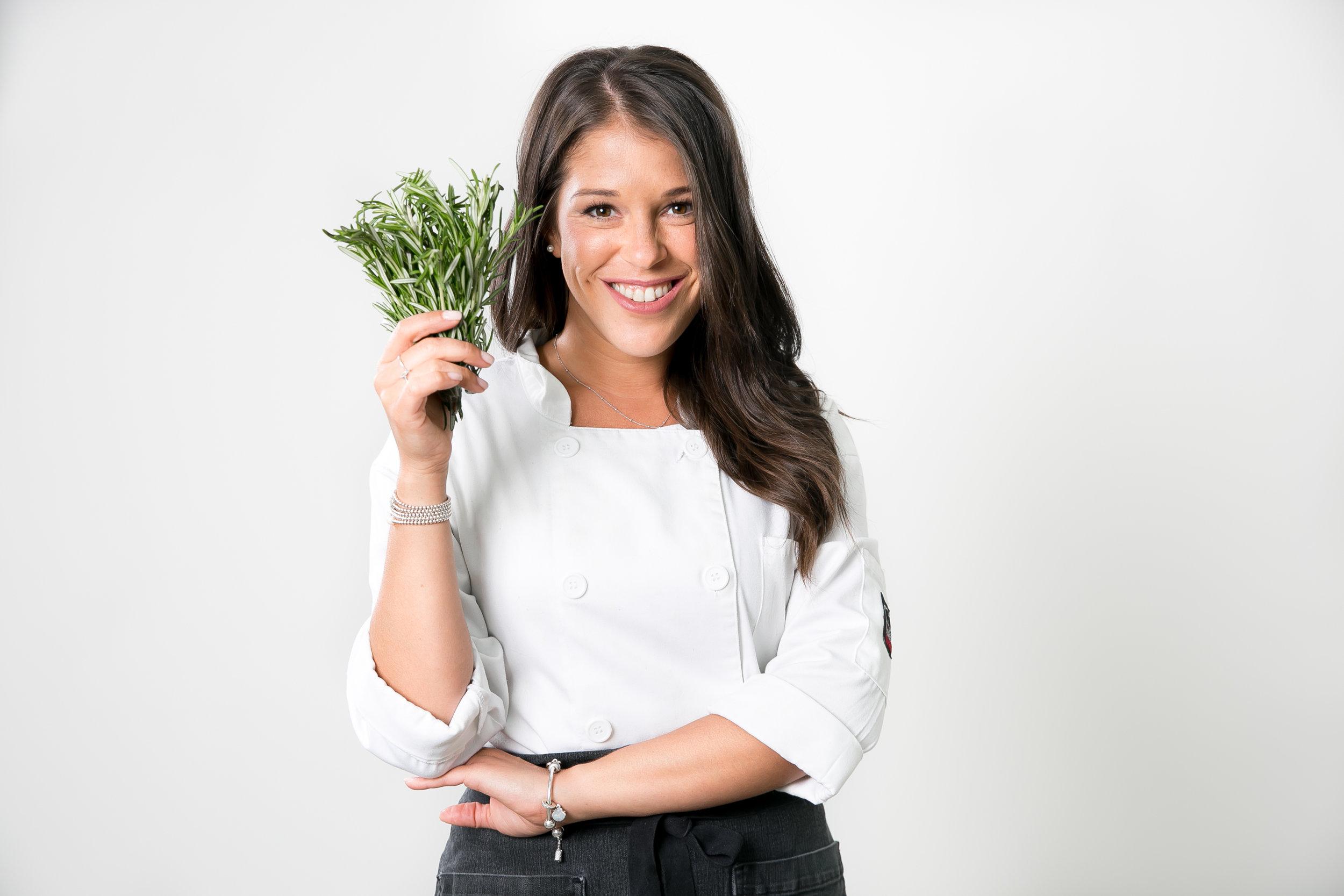 Chef Mia Castro