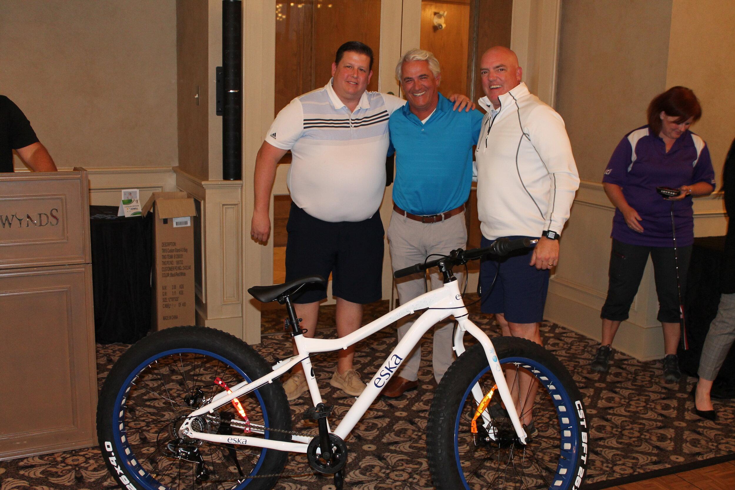ESKA Water's Fat Bike