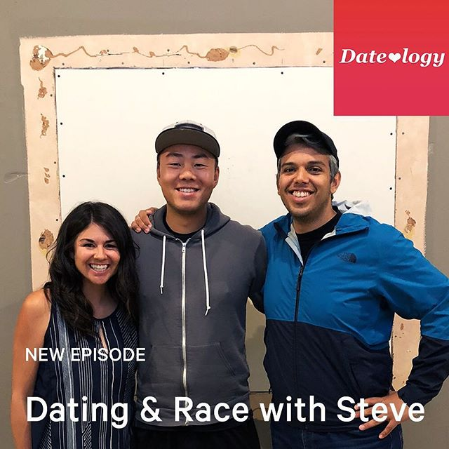 New episode! We talk with Steve about Dating & Race. Good stuff! 🙌🏻🙌🏼🙌🏽🙌🏾🙌🏿