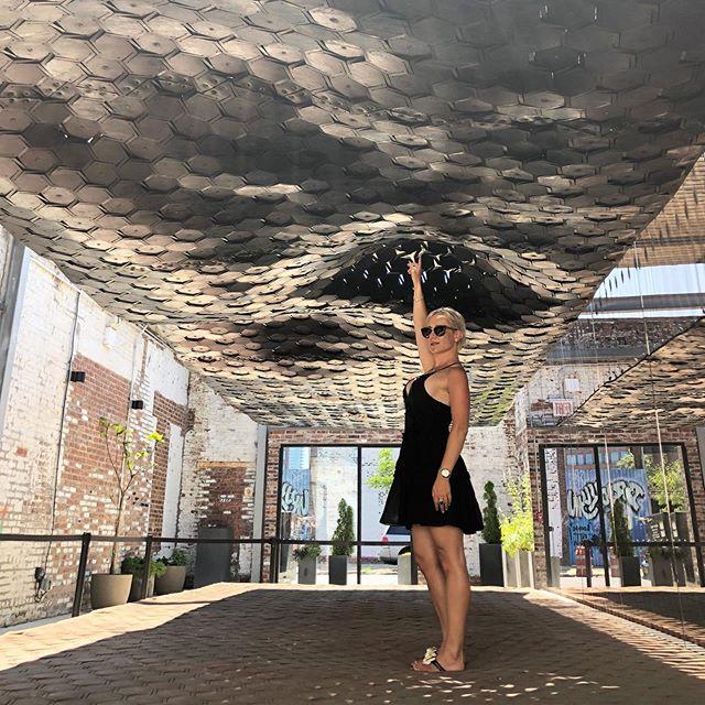 〰️Go make your imprint 〰️ Urban Imprint x Studio INI  #newyork #brooklyn #greenpointbrooklyn #williamsburg #urbanimprint #studioini #ado #mini #artinstallation #danceseries #friendship #TribeVibes #WhyITribe #summerinthecity #BKxKO #founderroi #nycxdesign #curatorofmemories