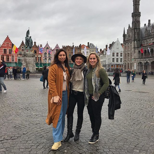 🇧🇪Bests in Brugge🇧🇪 What brings me joy? The opportunity to create memories traveling with these bests. We are seizing the moments and living fully! #bestsinbrugge #belgium #friendship #sisterhood #supportoneanother #wanderlust #adventure #gratitude #travel #brugge #WhyITribe #TribeVibes #curatorofmemories