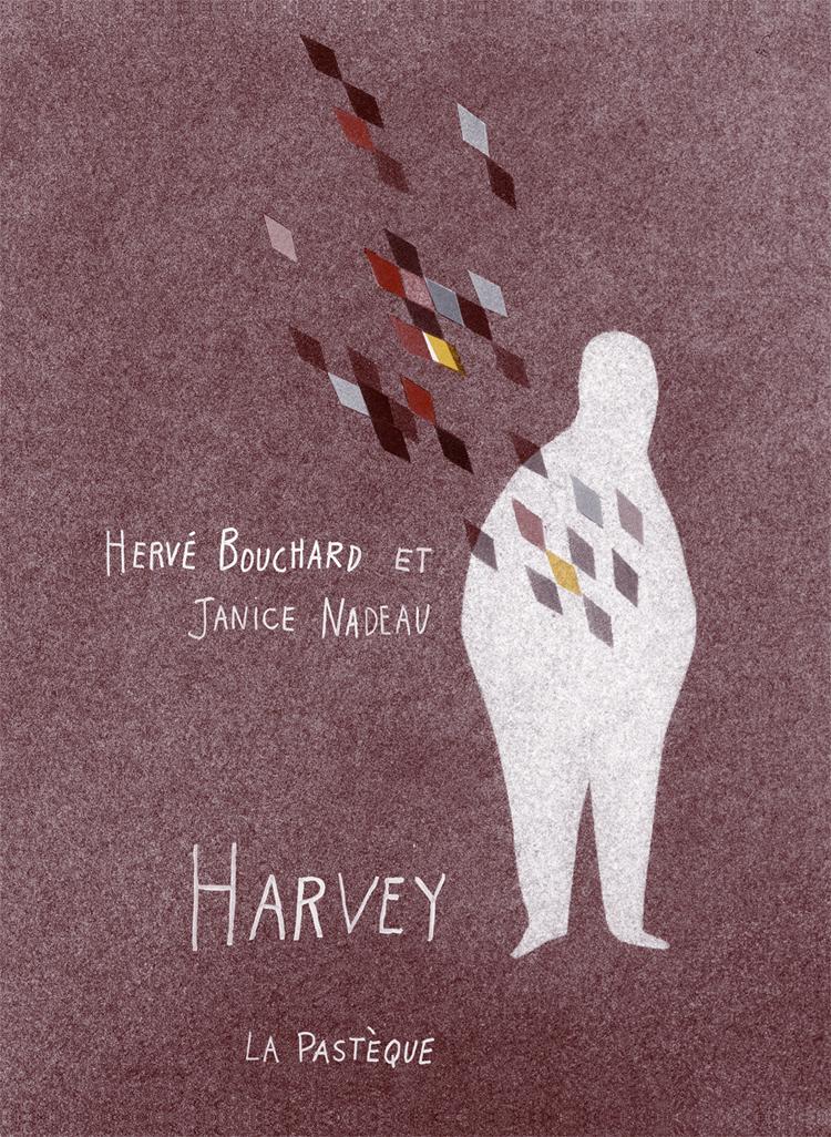 HARVEY couverture de la première édition