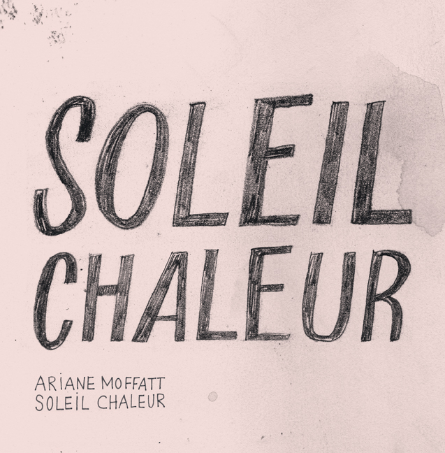 Single Soleil Chaleur de Ariane Moffatt