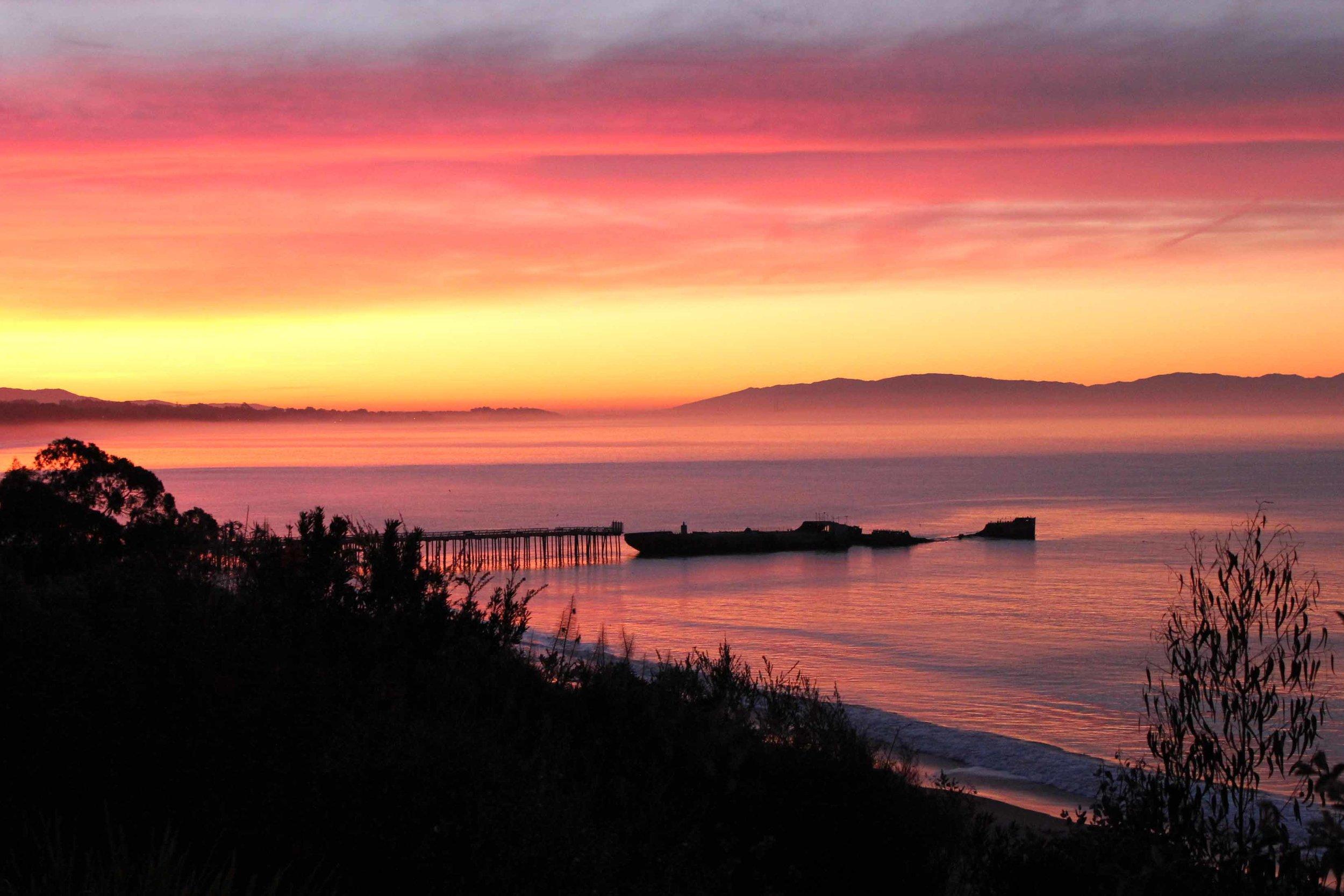 Seacliff Morning Sunrise