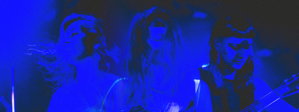 MOD CON live at Melbourne's Tote Hotel. Image: Naomi Lee Beveridge.