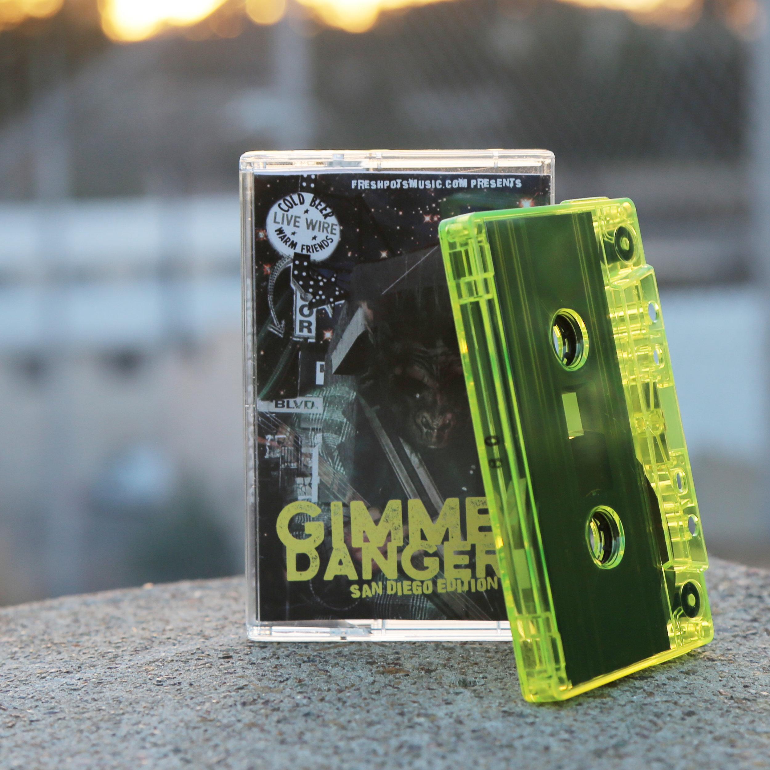 Gimme Danger - San Diego Edition