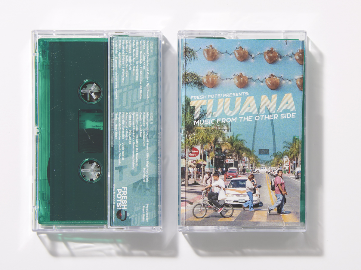 Tijuana - Music From the Other Side Compilation Tape