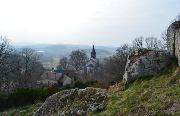 Sermur, France