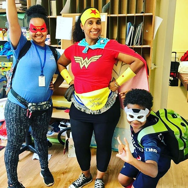That super friends Friday fun feeling‼ 🦸‍♀️🦸‍♂️ #SidwellSummer19 😀