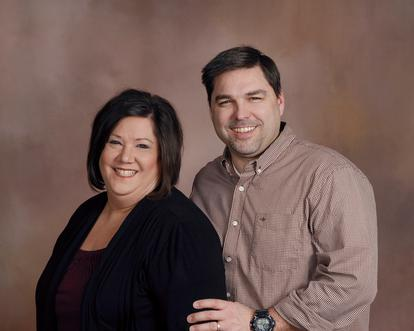 Brett & Julie Drumm | Youth Pastors