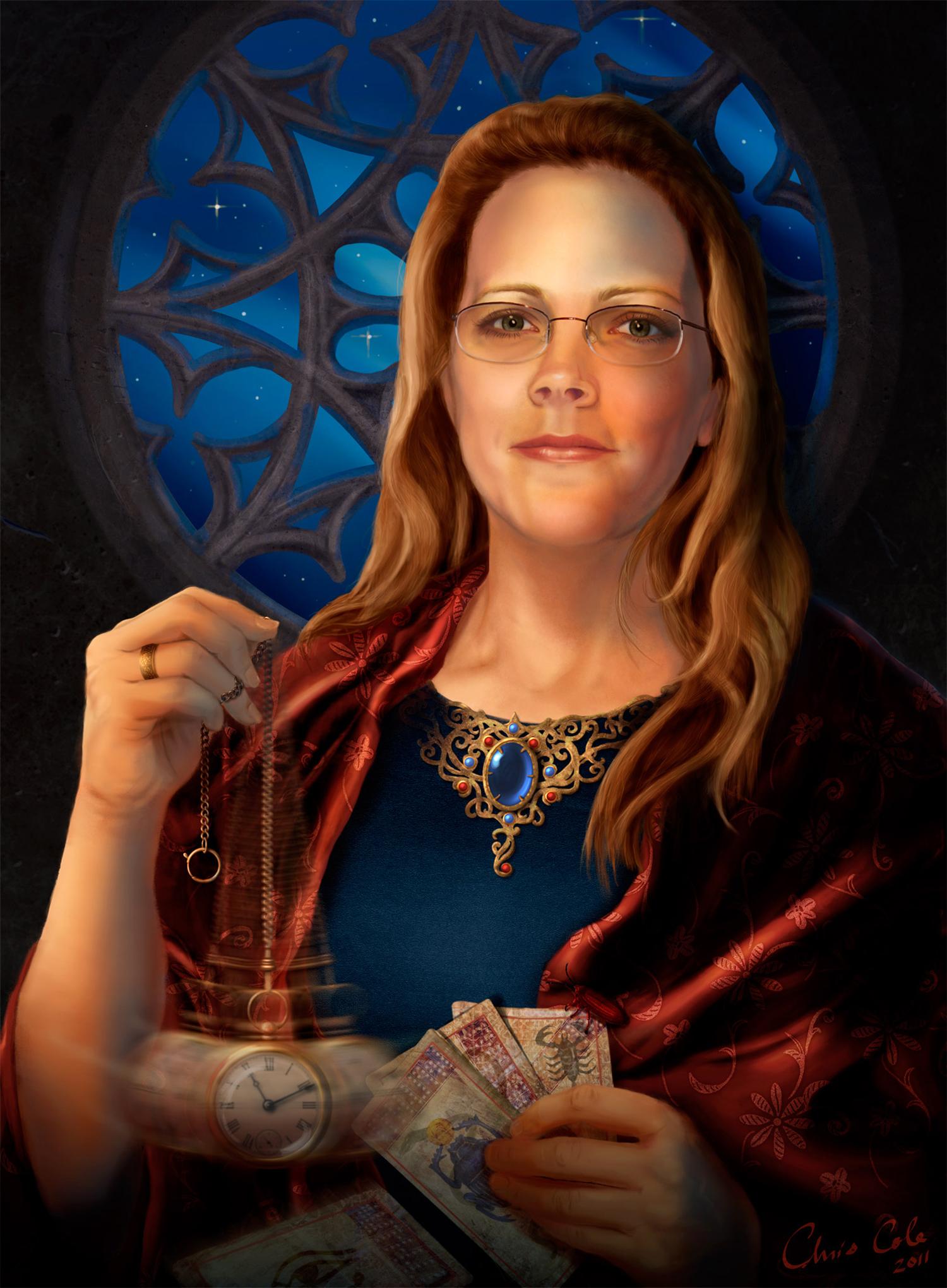 Anam Cara - Portrait of Anna