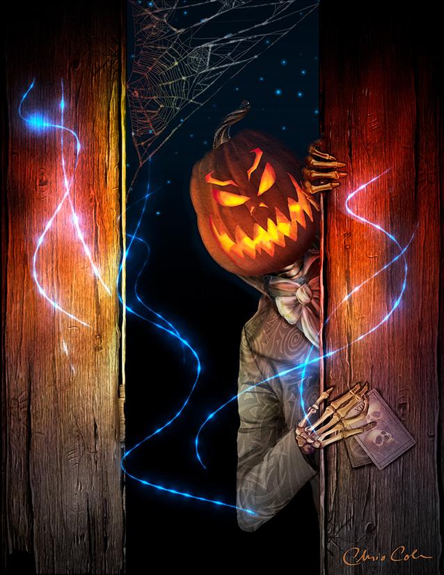 """Posthumous Pumpkin"""