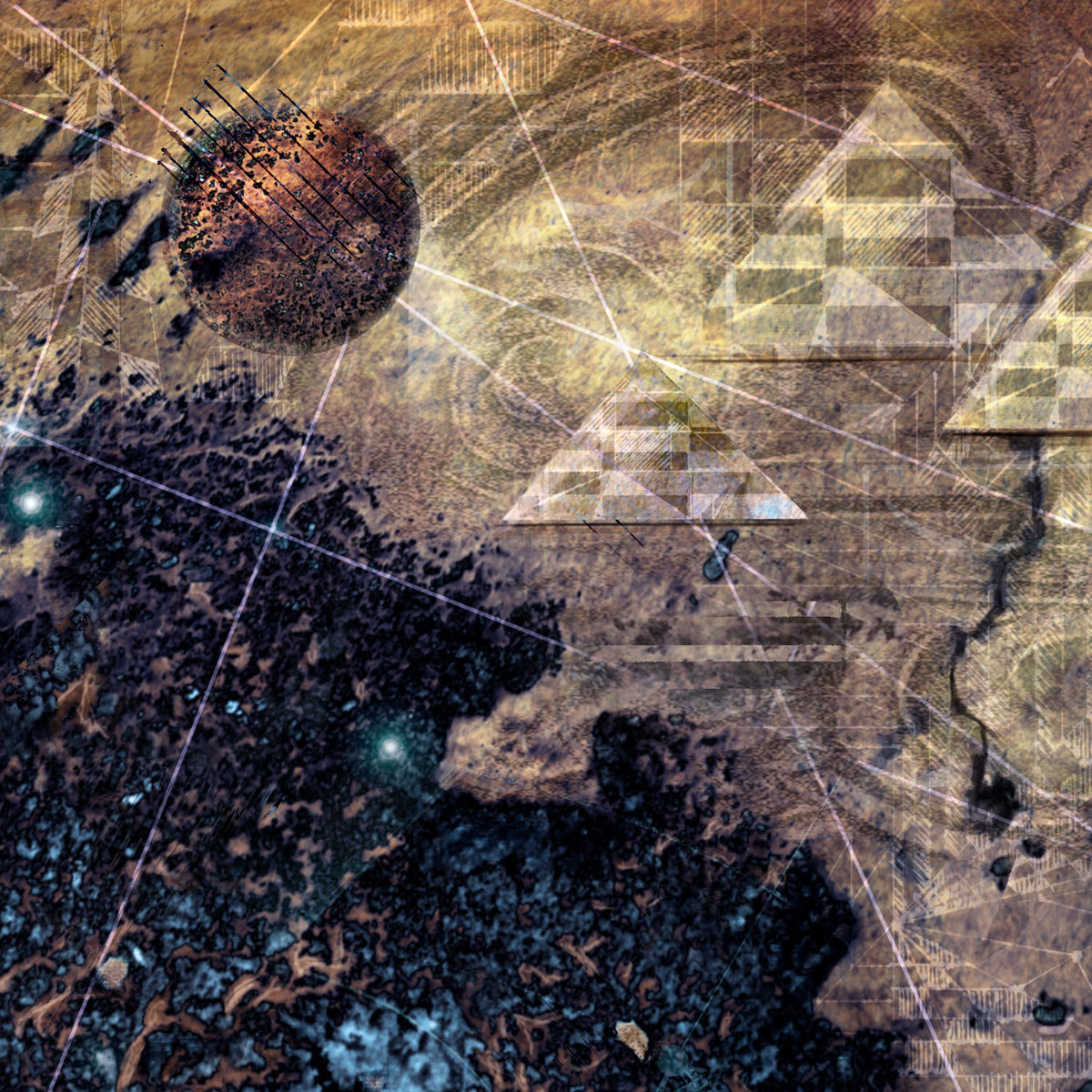 The Cartography of Lost Civilizations