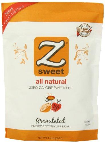 Zsweet All Natural Zero Calorie Sweetener