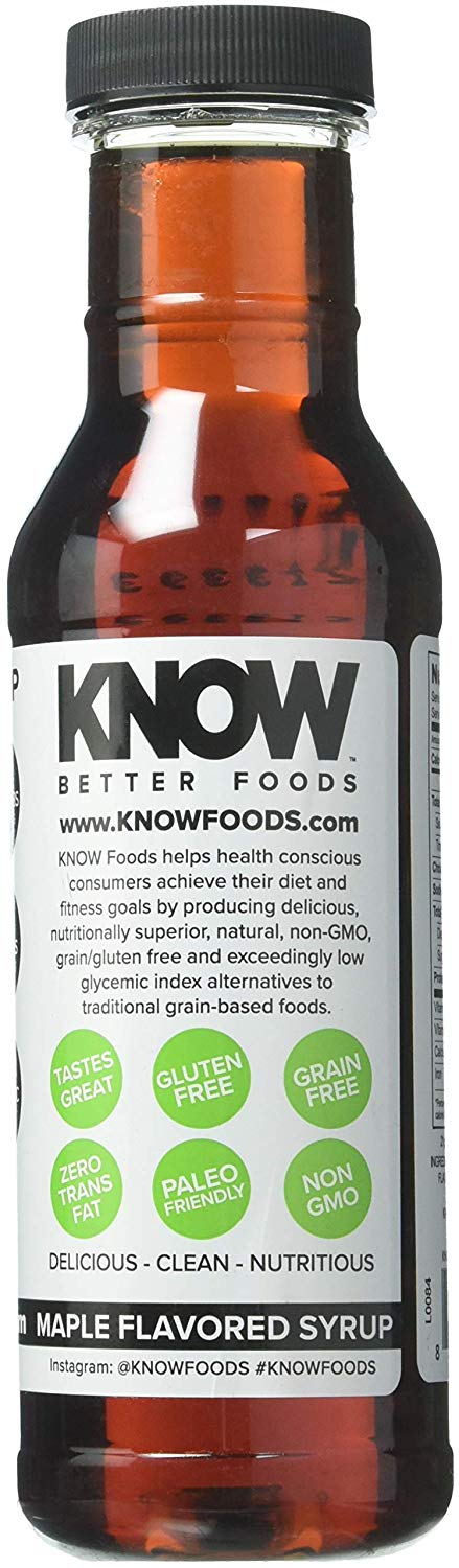 KNOW Foods Maple Syrup