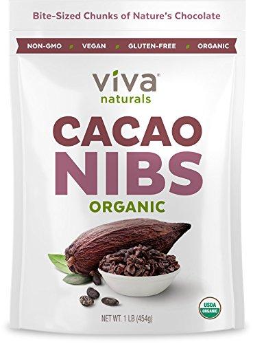 Viva Naturals - Organic Cacao Nibs