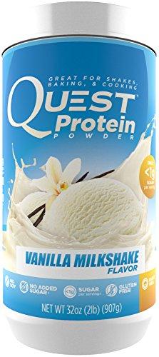 Quest Nutrition Protein Powder, Vanilla Milkshake