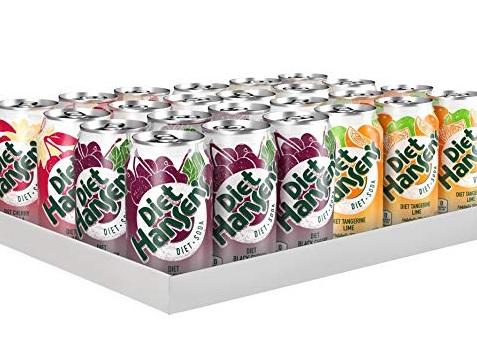 Hansen's Diet Soda Variety Pack