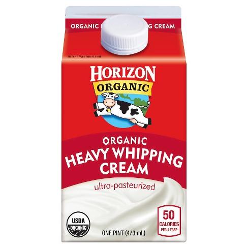 Horizon Organic, Heavy Whipping Cream