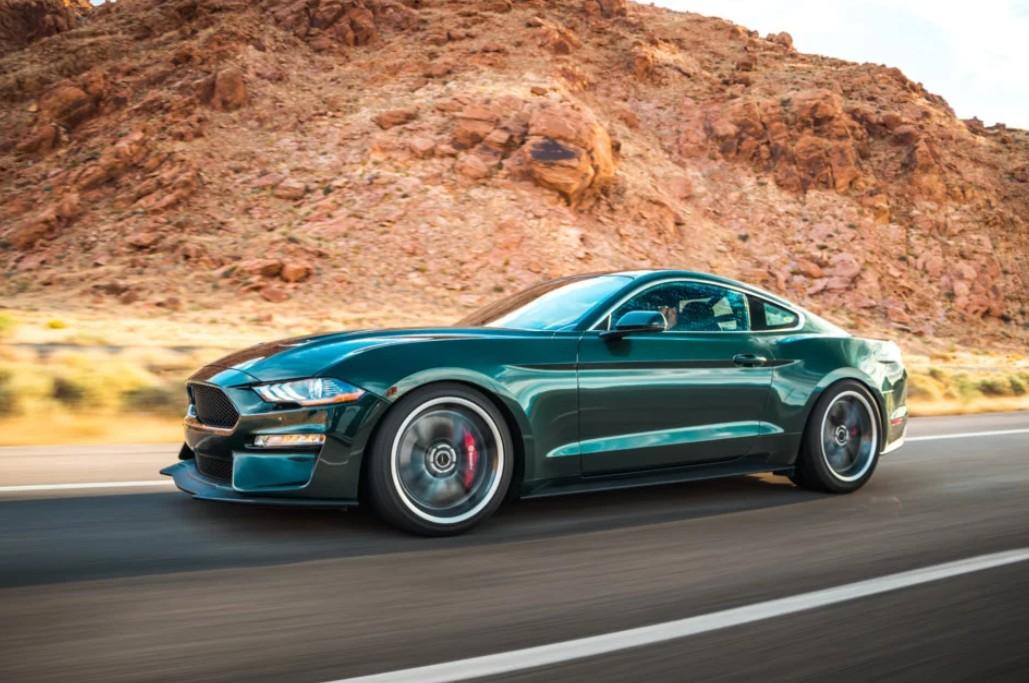 Steeda Releases New Steve McQueen Edition Mustang Bullitt