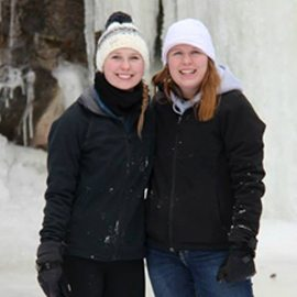 Carlie & Jenna Rasmusson   Registration & Social Media Reps  timrasmussonfoundation@gmail.com