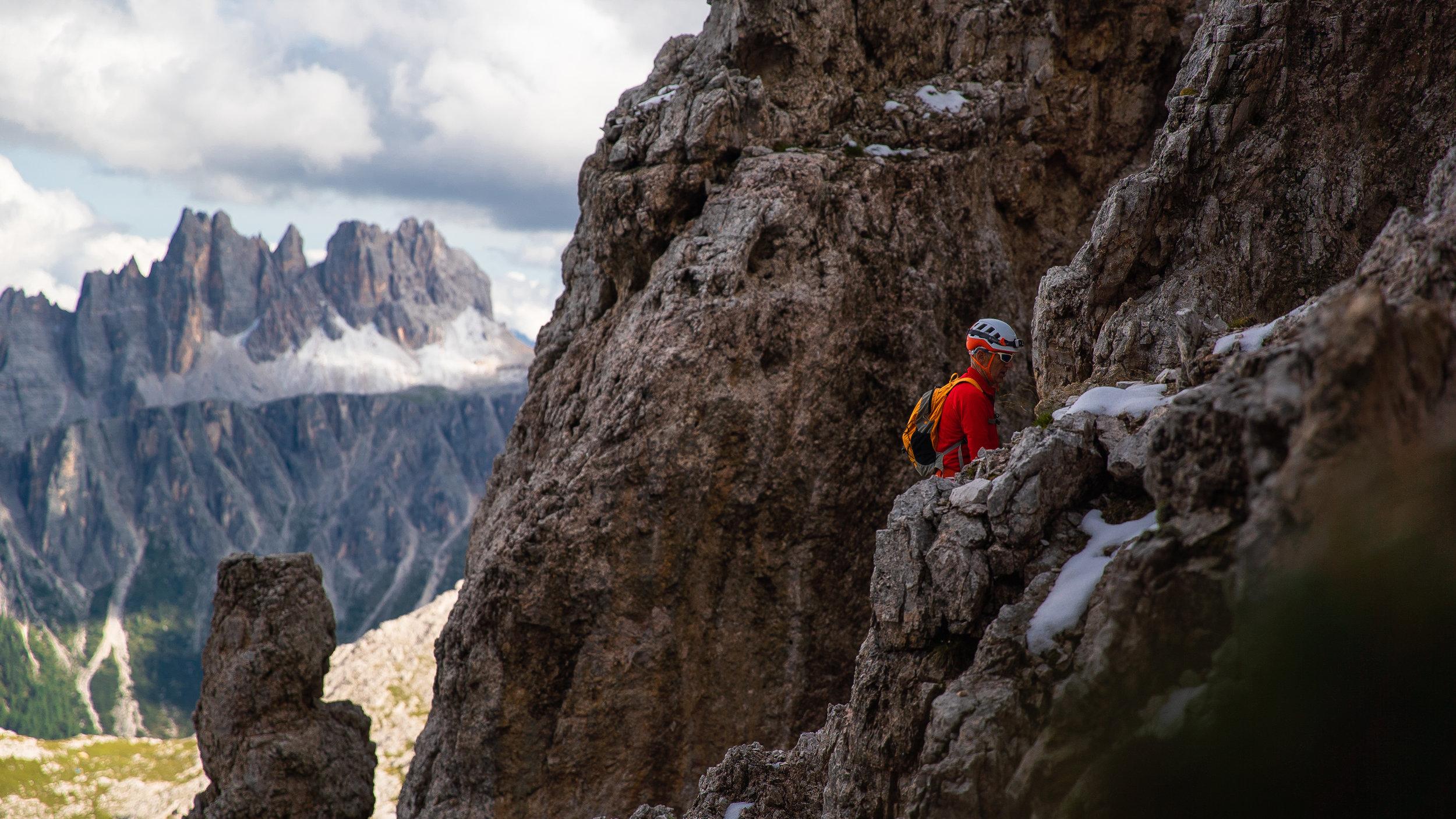 Alta Via 1 - Italian Dolomites