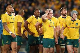 The Wallabies have struggled mightily since 2015 World Cup final